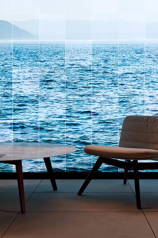 commercial vision (I) - landscaped interior(I)