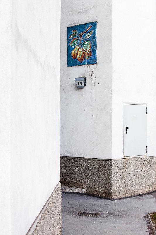 hidden fruit (I) - urban landmark (I)