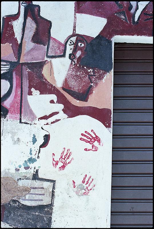 cave paint (IV)
